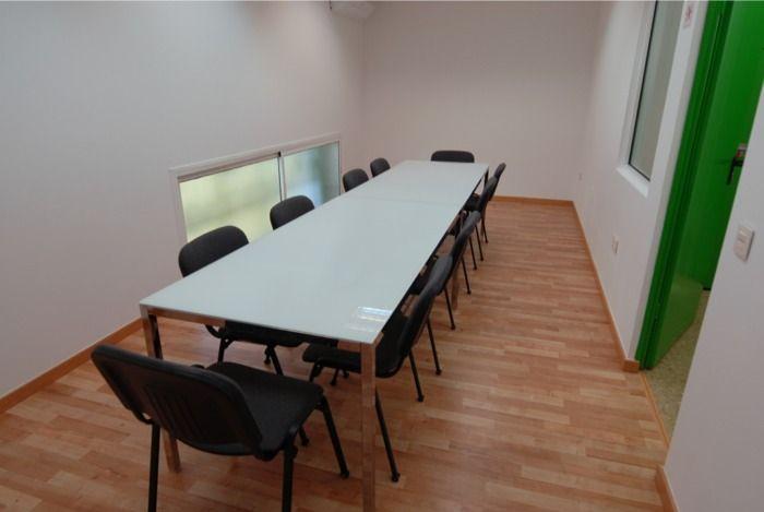 Sala Reunión Trasteros Plus